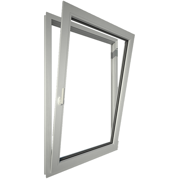 Eurowindows group 48 in x 48 in tilt and turn series for Window 48 x 36