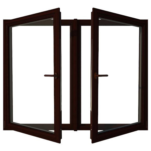 Eurowindows group 72 12 in x 60 in tilt and turn series 2 for Replacement casement windows