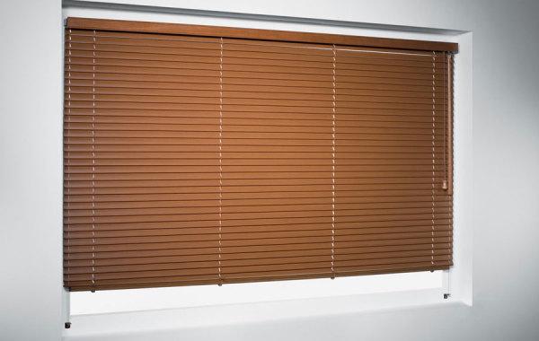 Aluminiowa – drewnopodobna 25 mm, 50 mm